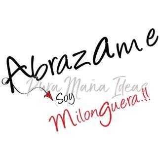 T027 ABRAZAME soy milonguera web