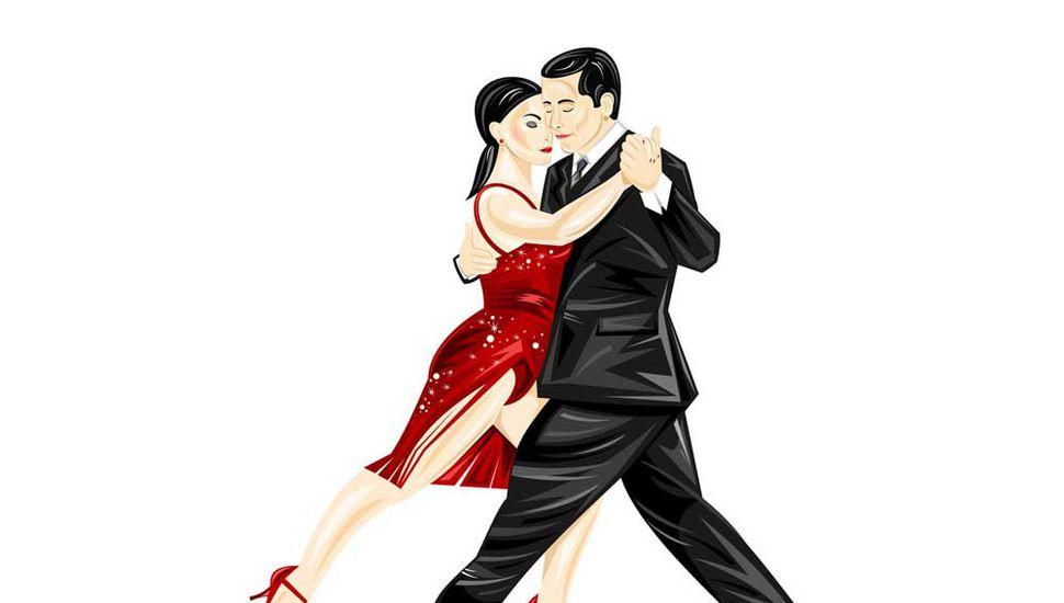 Tango historia