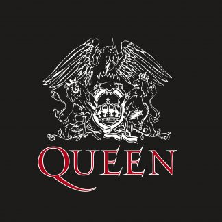 queen logo clasico