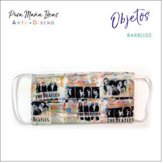 Barbijo The Beatles