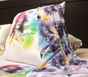 Diseños textiles de Arte