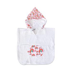 Poncho de toalla